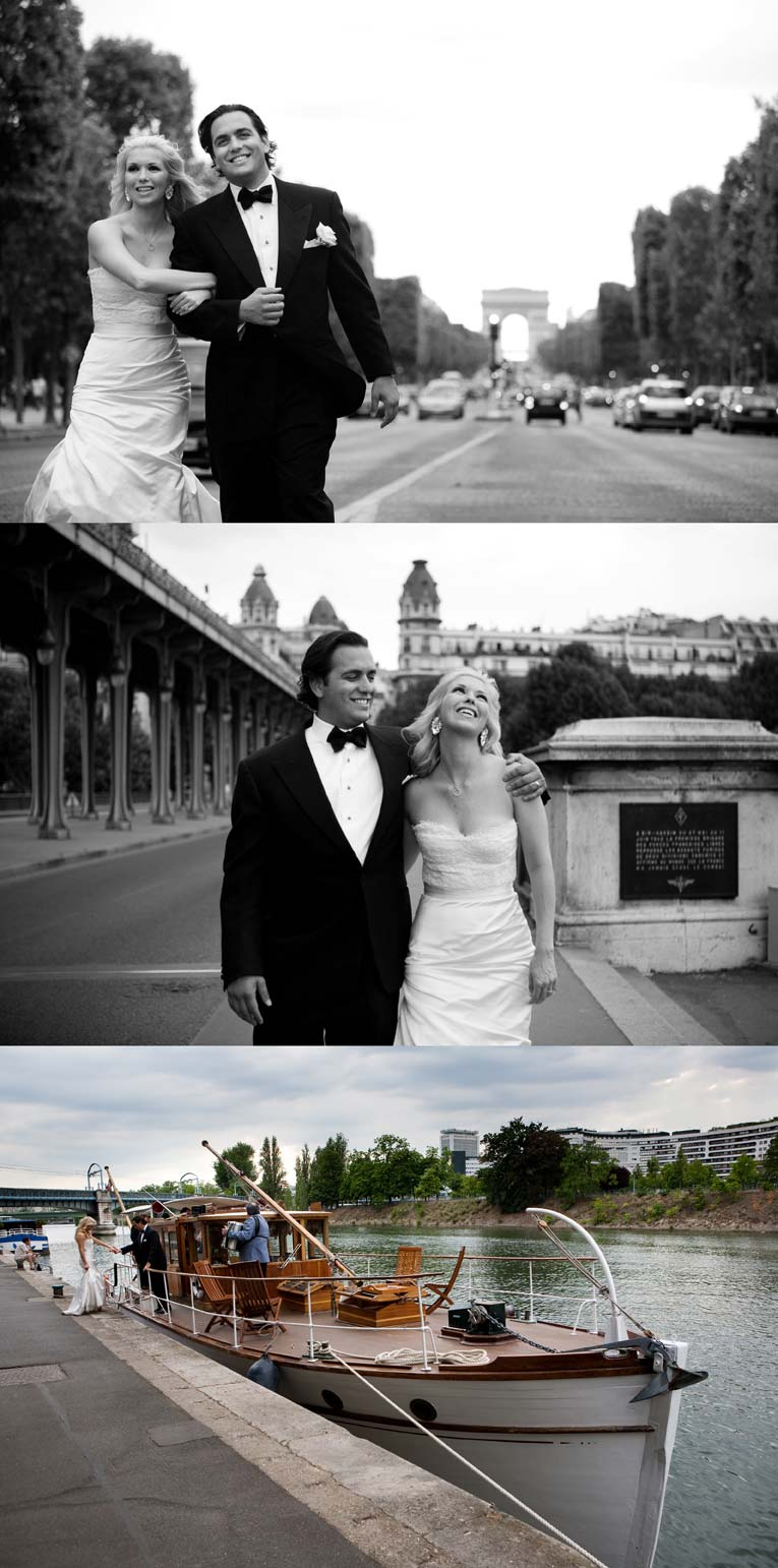 Tory + Beau : mariage à Paris le 3 juin 2011 | Intimate Wedding in Paris |