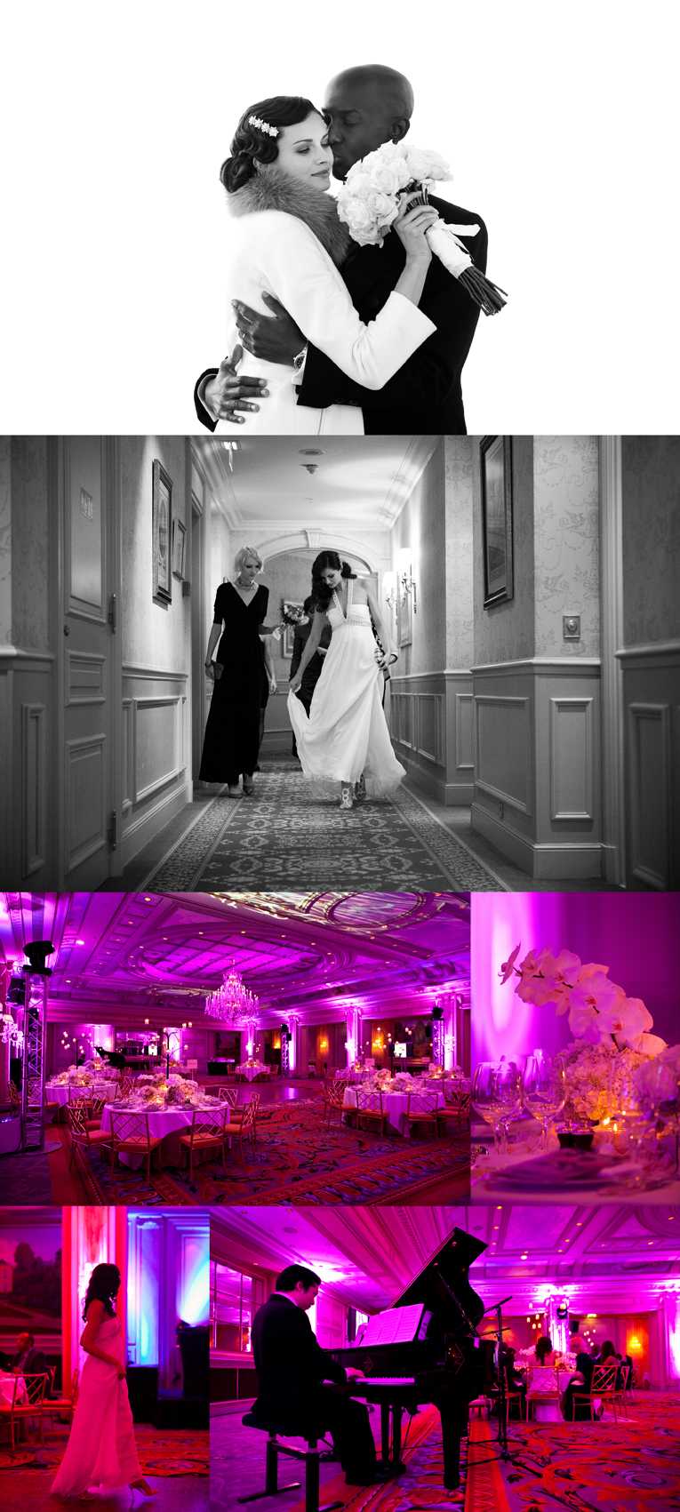 mariage four seasons george v paris