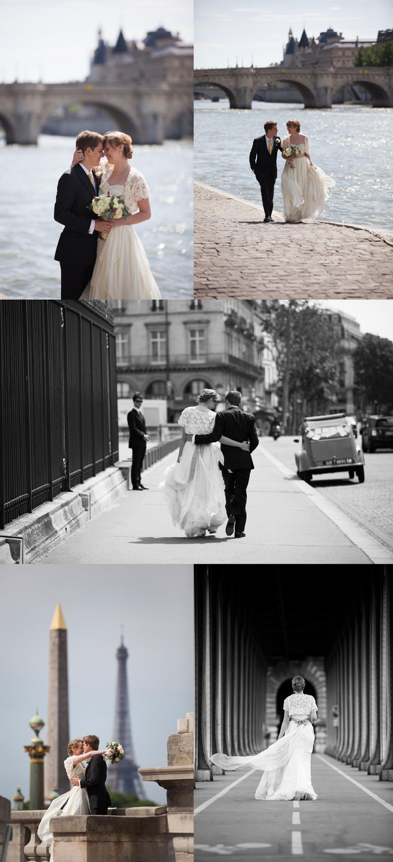 wedding in paris with fete in france wedding planner