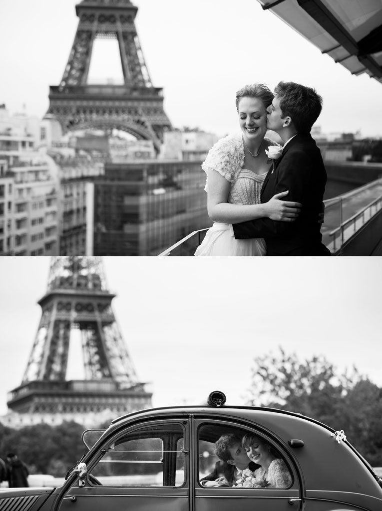 marriage in paris france
