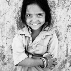 photo portrait eleve rajasthan inde