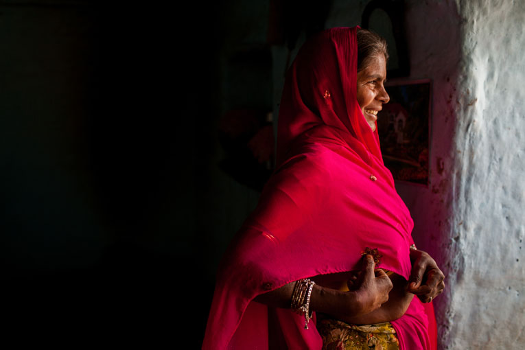 reportage photo au rajasthan communaute de lai