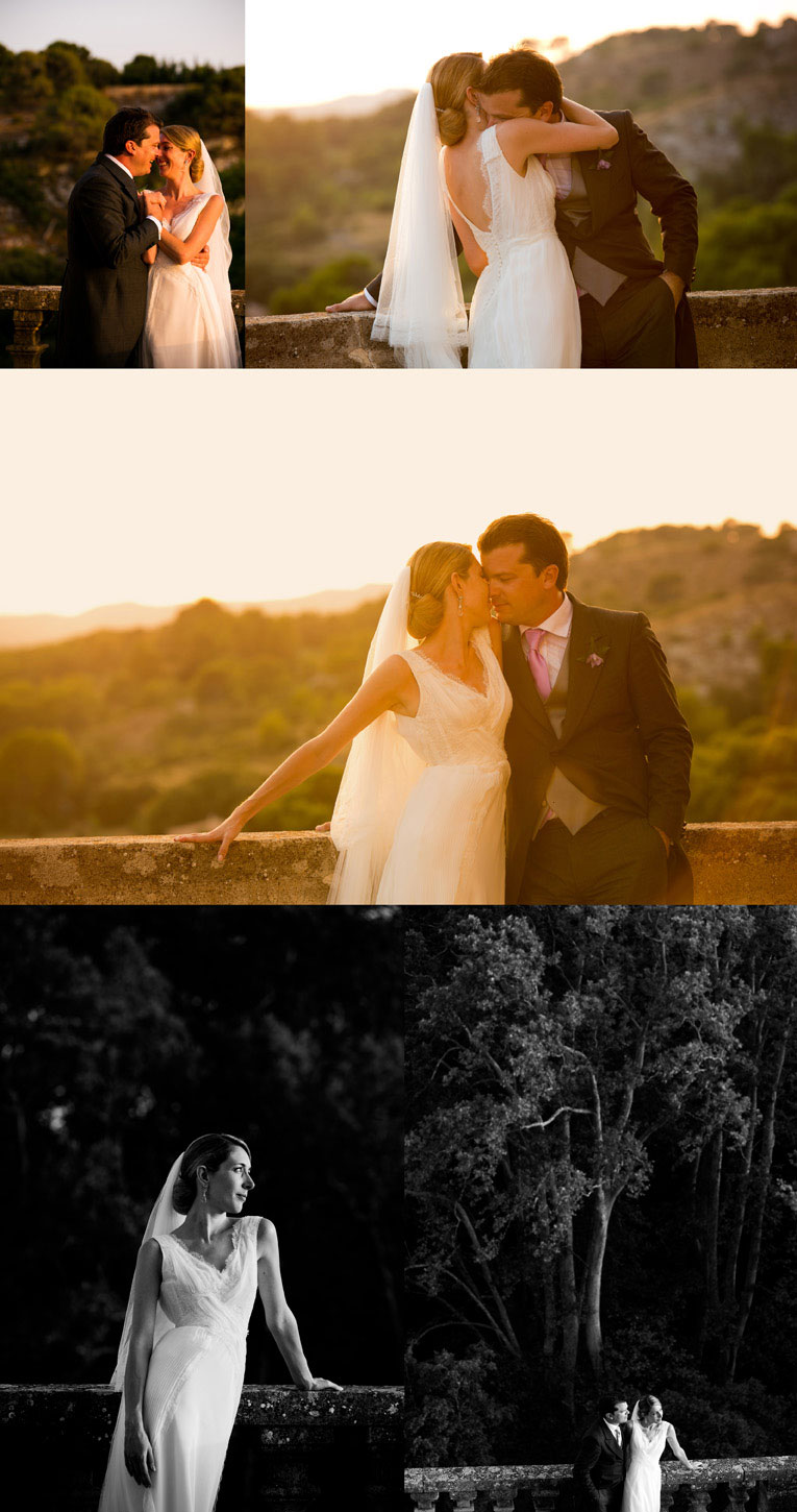 photo mariage provence reception chateau de la barben