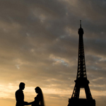 18.09.2012 | KAREN + GARY | ENGAGEMENT PHOTOGRAPHY SESSION IN PARIS BY DAY AND BY NIGHT