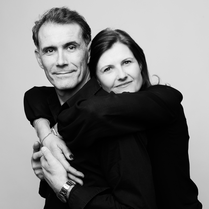 Séance studio en couple | Paris