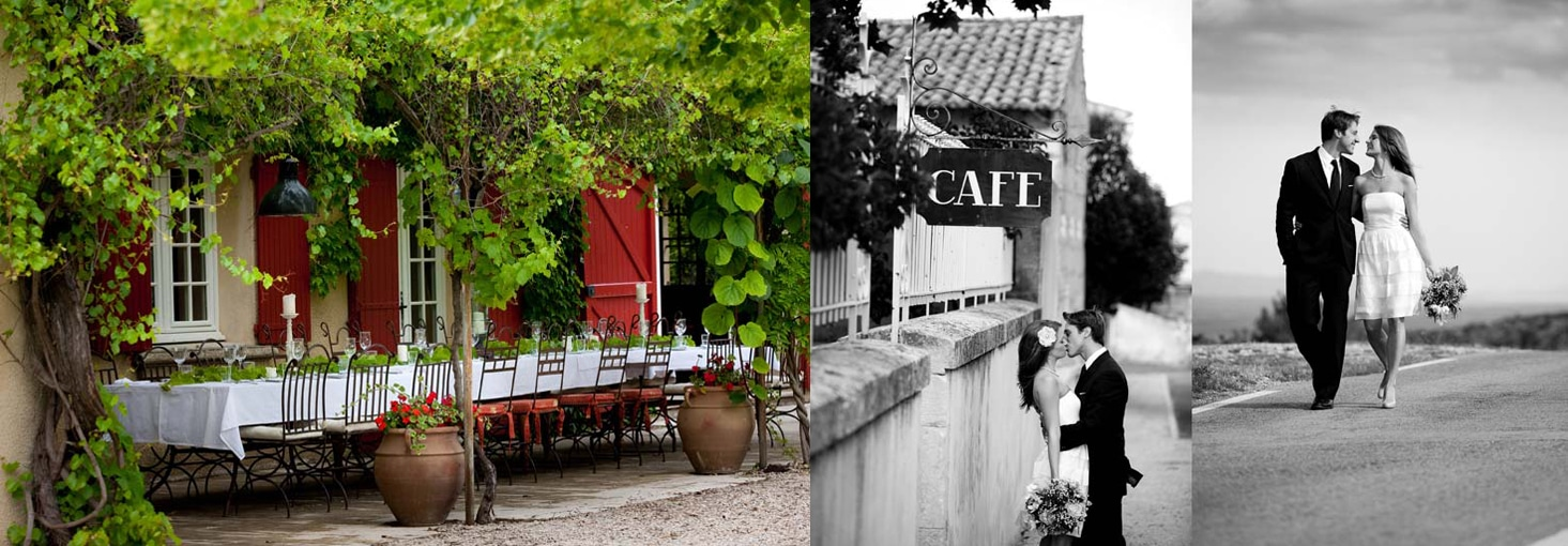 Photographe mariage provence nos reportages - Photographe mariage salon de provence ...