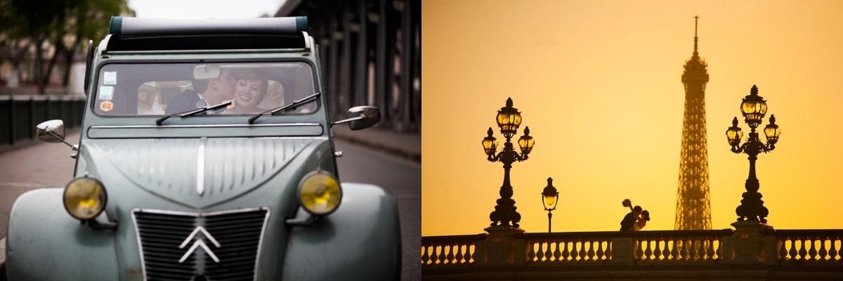Your wedding photographer in Paris