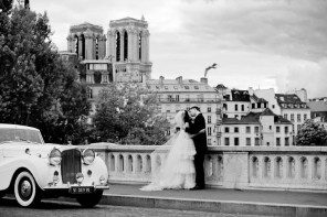 Real wedding in Paris : Yachts de Paris