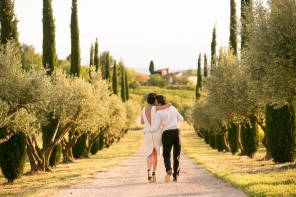 Wedding Day in Provence, Le Domaine des Andéols