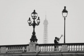 Wedding day in Paris by Dreams in Paris wedding planner