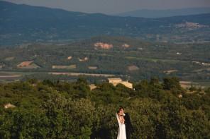 Wedding in Luberon, Provence