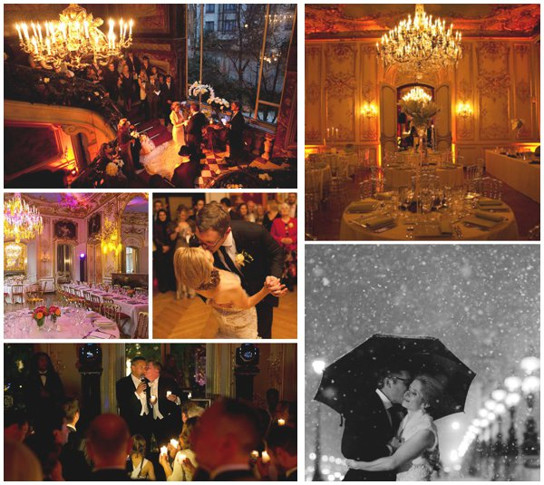 Photographe de mariage paris nos reportages - Salon france amerique paris 8 ...