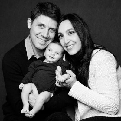 photo famille noir et blanc 0003