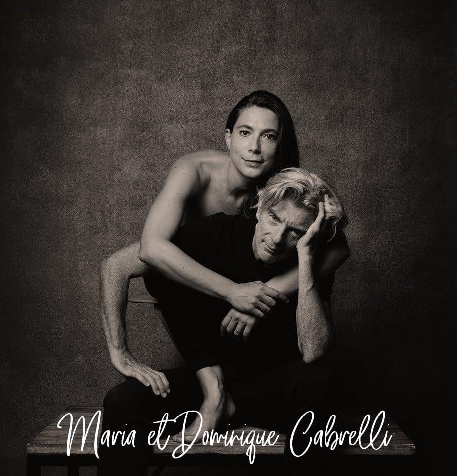 Maria et Dominique Cabrelli