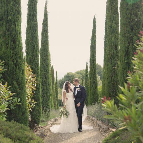 mariage domaine de la coquillade